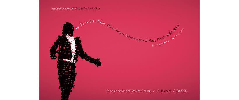 Dípticos del ciclo de conciertos Archivo Sonoro /Música Antigua -1