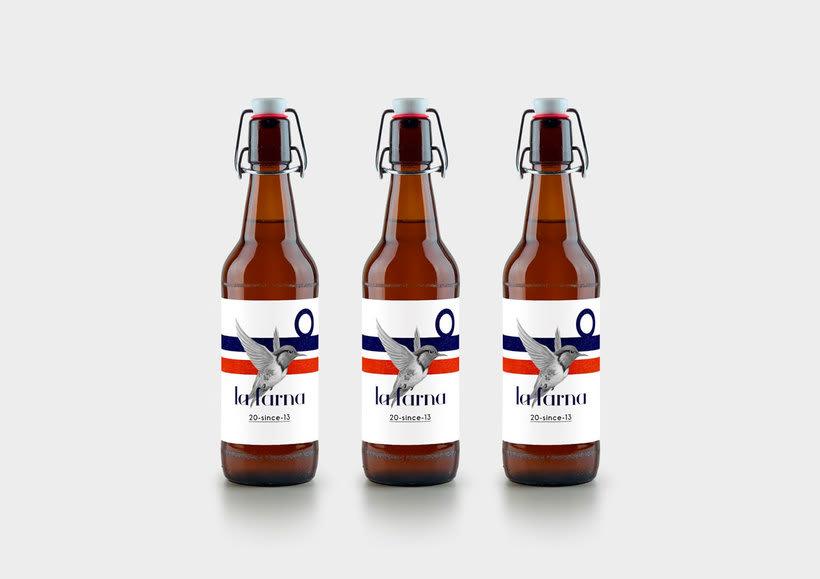 20 cervezas que comprarías por el diseño de su etiqueta 32