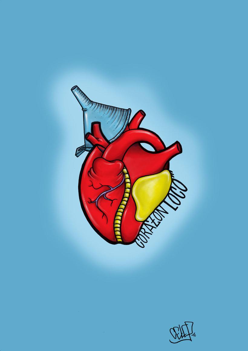 Corazón loco! -1