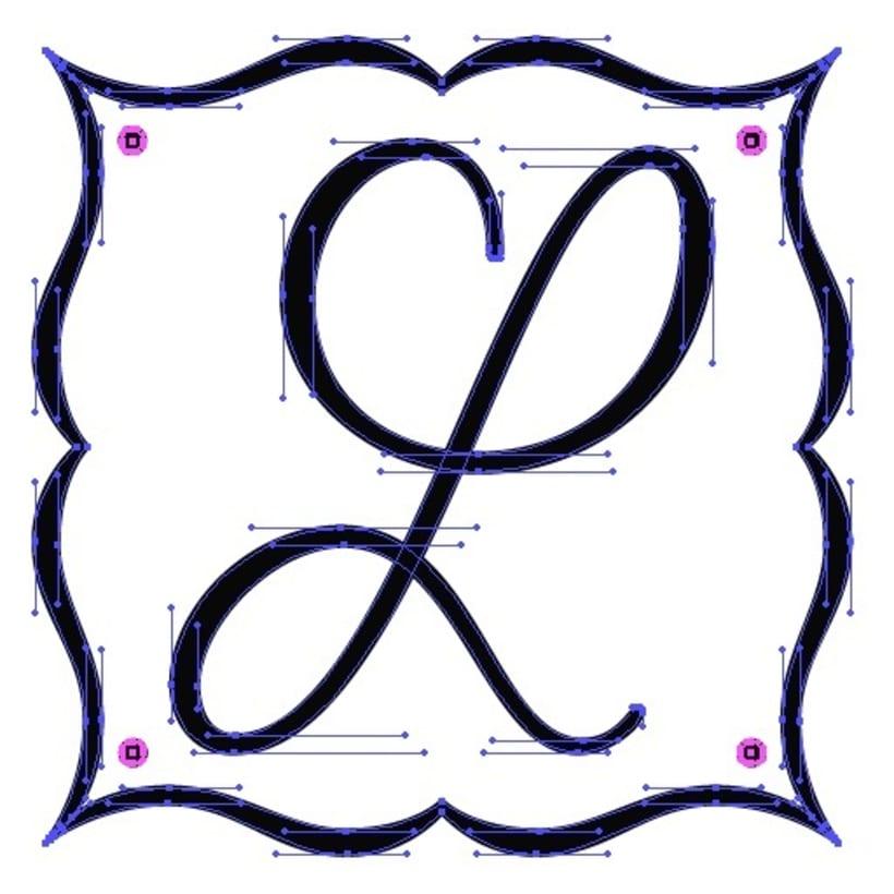 Grazie: Los secretos dorados del lettering 3