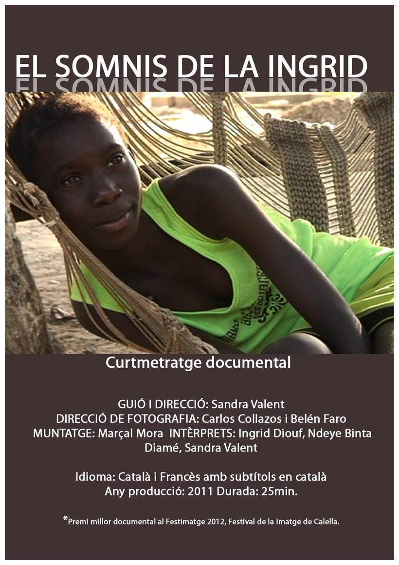 Documental: Els somnis de la Ingrid -1