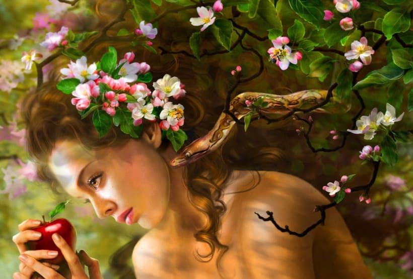 El sueño de Eva (cuento terapéutico) 1