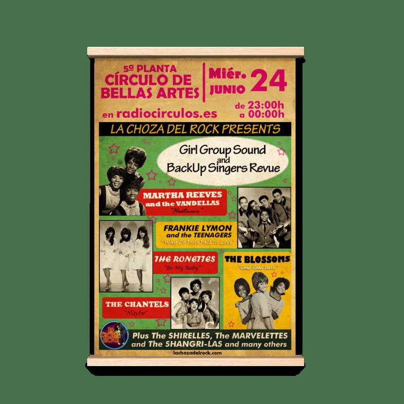 Carteles Promocionales radio 1