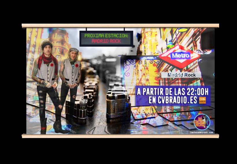 Carteles Promocionales radio 7