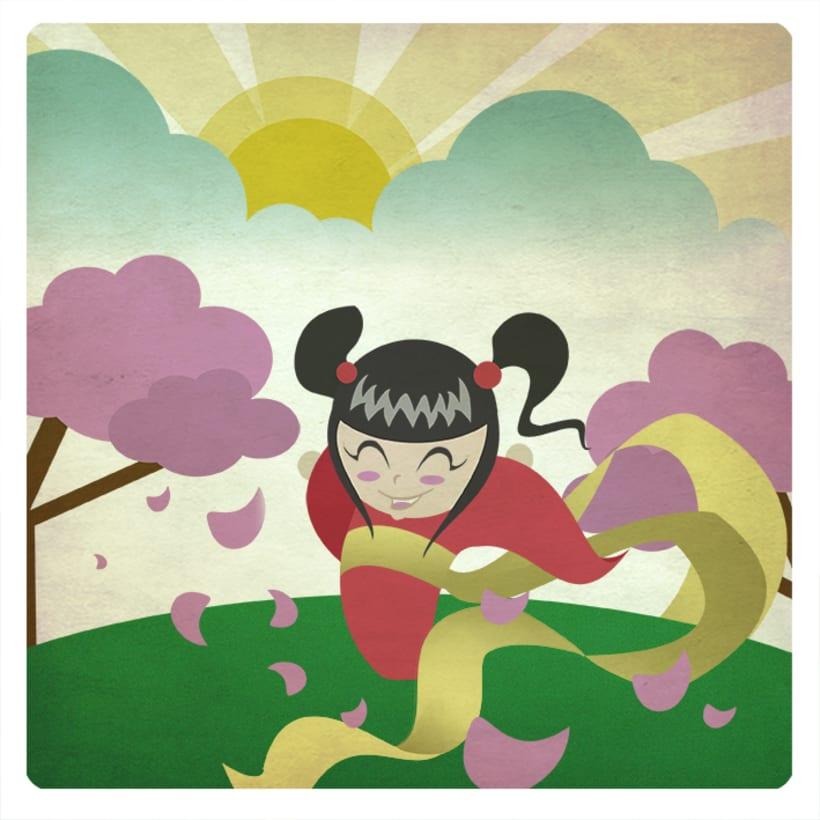 Diseño Personajes Infantiles 7