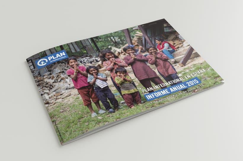 Memoria Anual 2015 Plan International -1