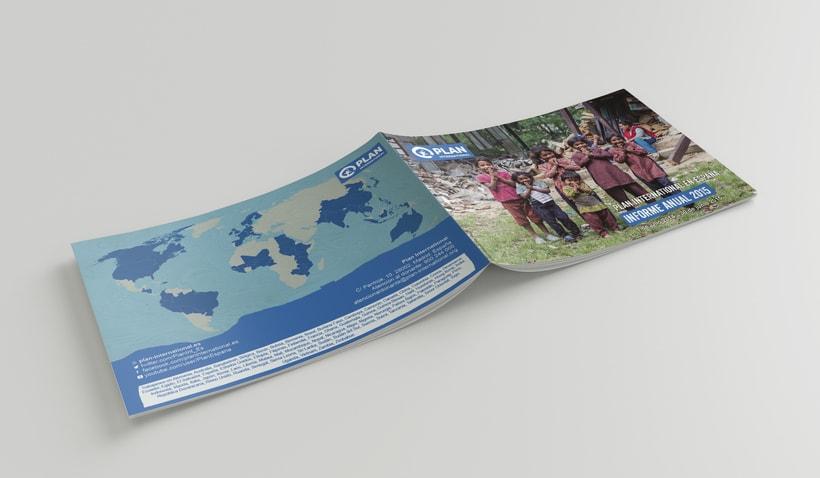 Memoria Anual 2015 Plan International 0