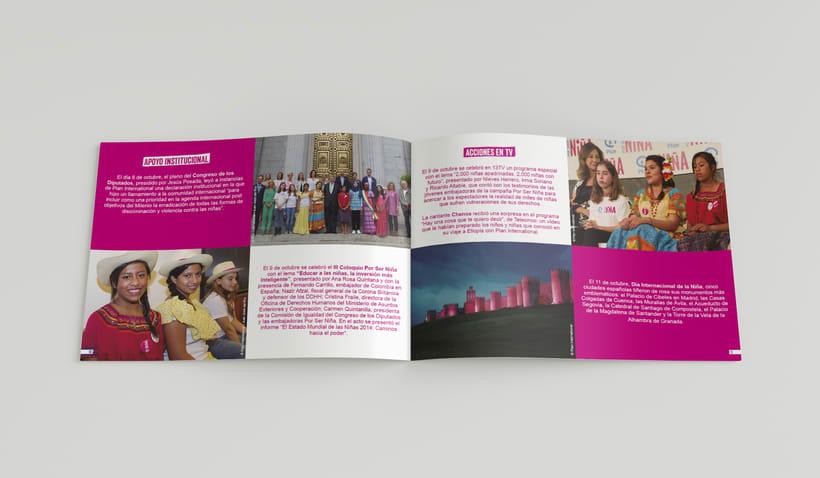 Memoria Anual 2015 Plan International 2