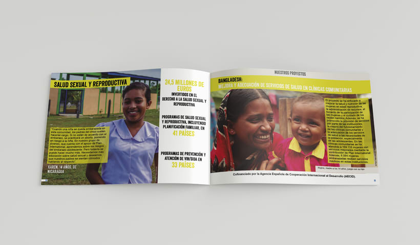 Memoria Anual 2015 Plan International 4