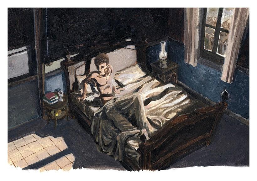 1909, Rosa de fuego 2