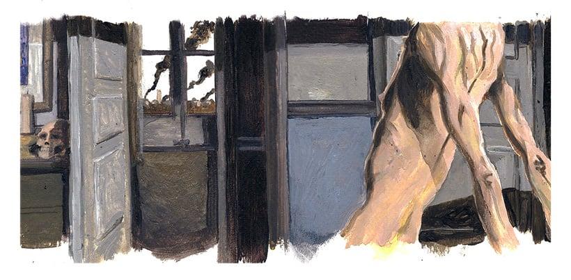 1909, Rosa de fuego 3