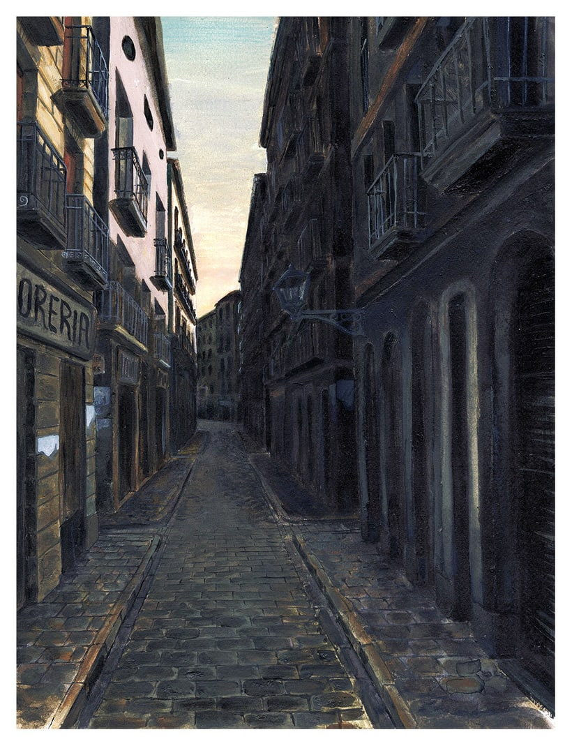 1909, Rosa de fuego 7