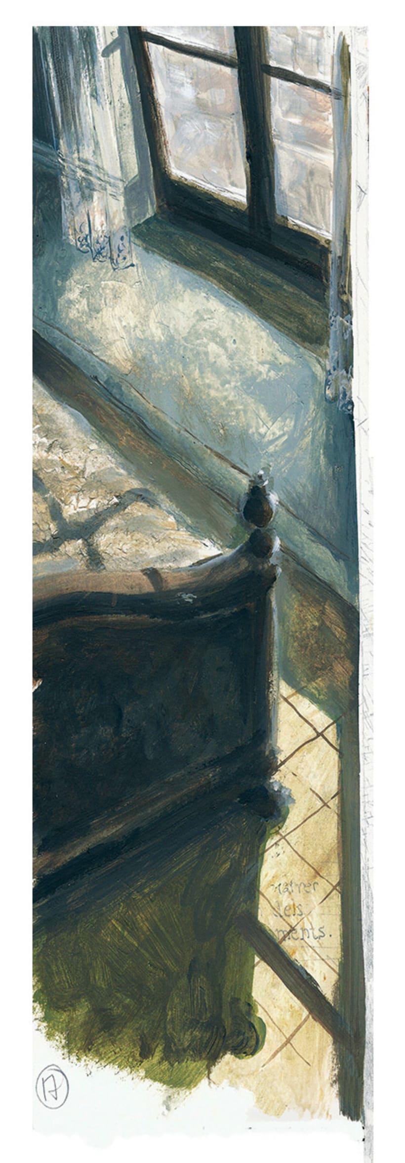 1909, Rosa de fuego 1