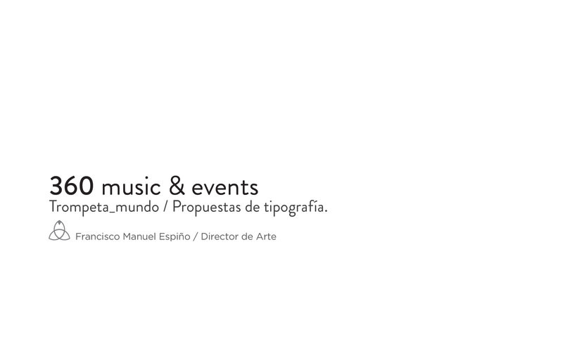 360 Music & Events 1