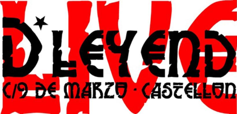 Carteleria D'leyend 2007-09 0