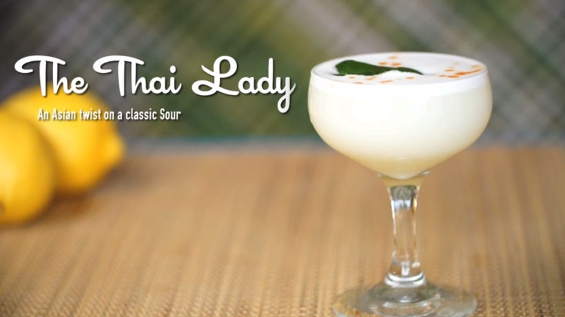 Thai Lady Cocktail 0