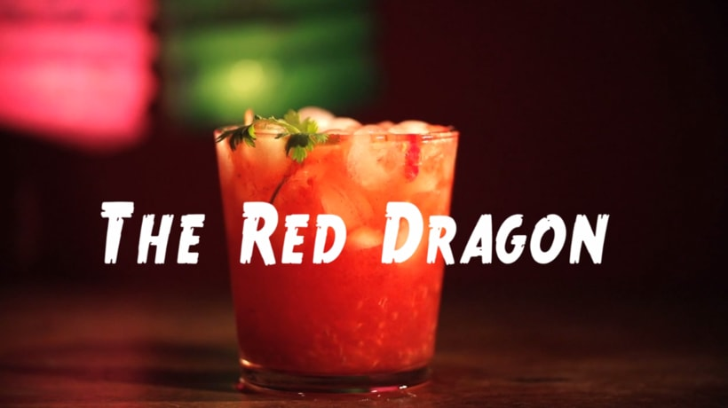 Red Dragon Cocktail 0