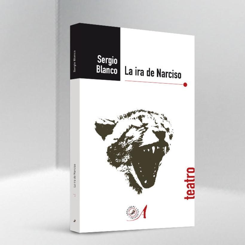 Libro 'La ira de Narciso' -1