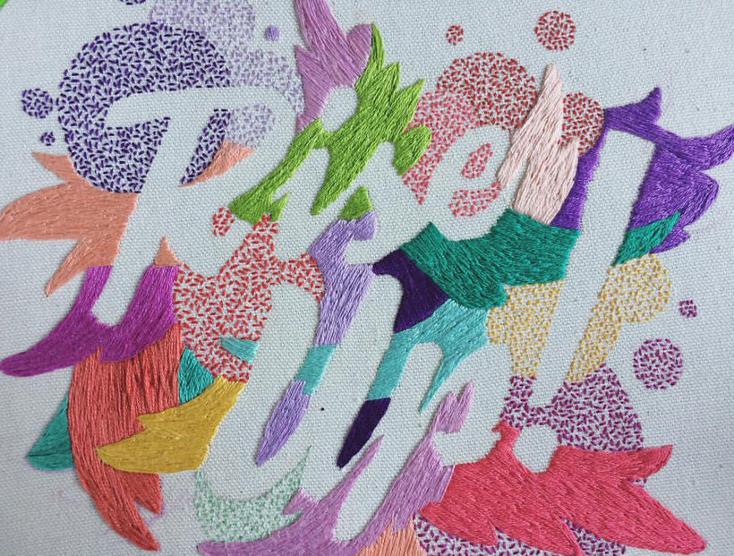 Activismo a golpe de hilo y aguja y a todo color 12