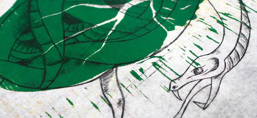 Heart engraved serie 8