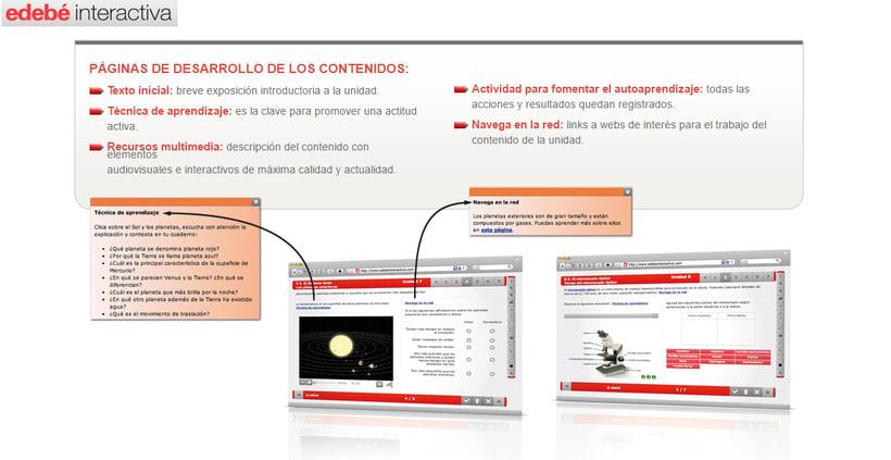 Maquetación libros interactivos escolares Ed. Edebé 0