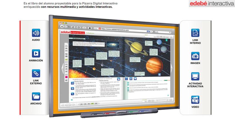 Maquetación libros interactivos escolares Ed. Edebé 3