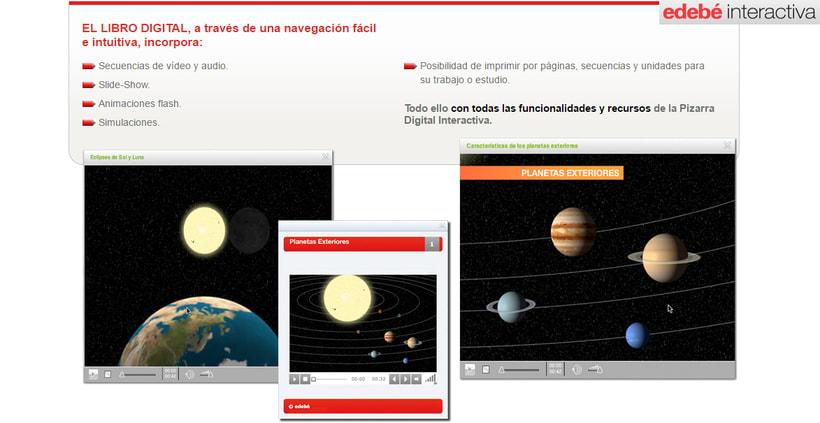 Maquetación libros interactivos escolares Ed. Edebé 4