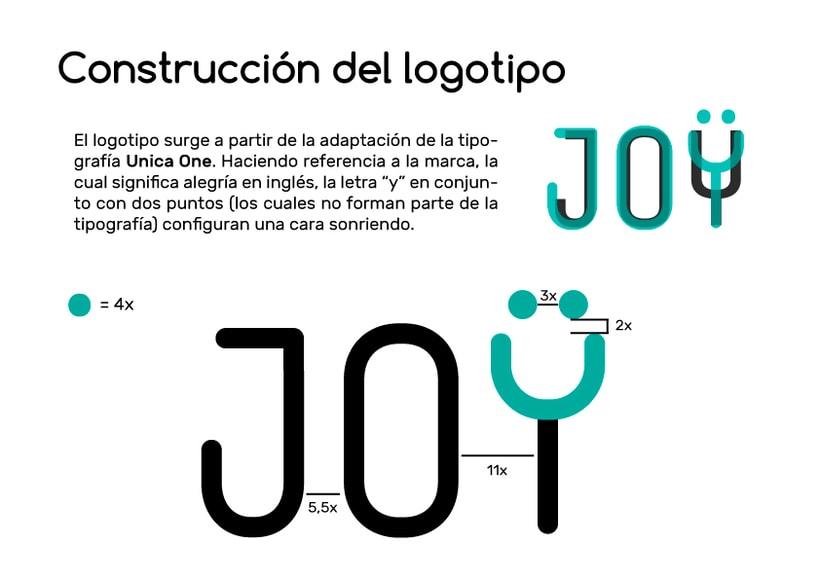 JOY (diseño de identidad corporativa para web) 1