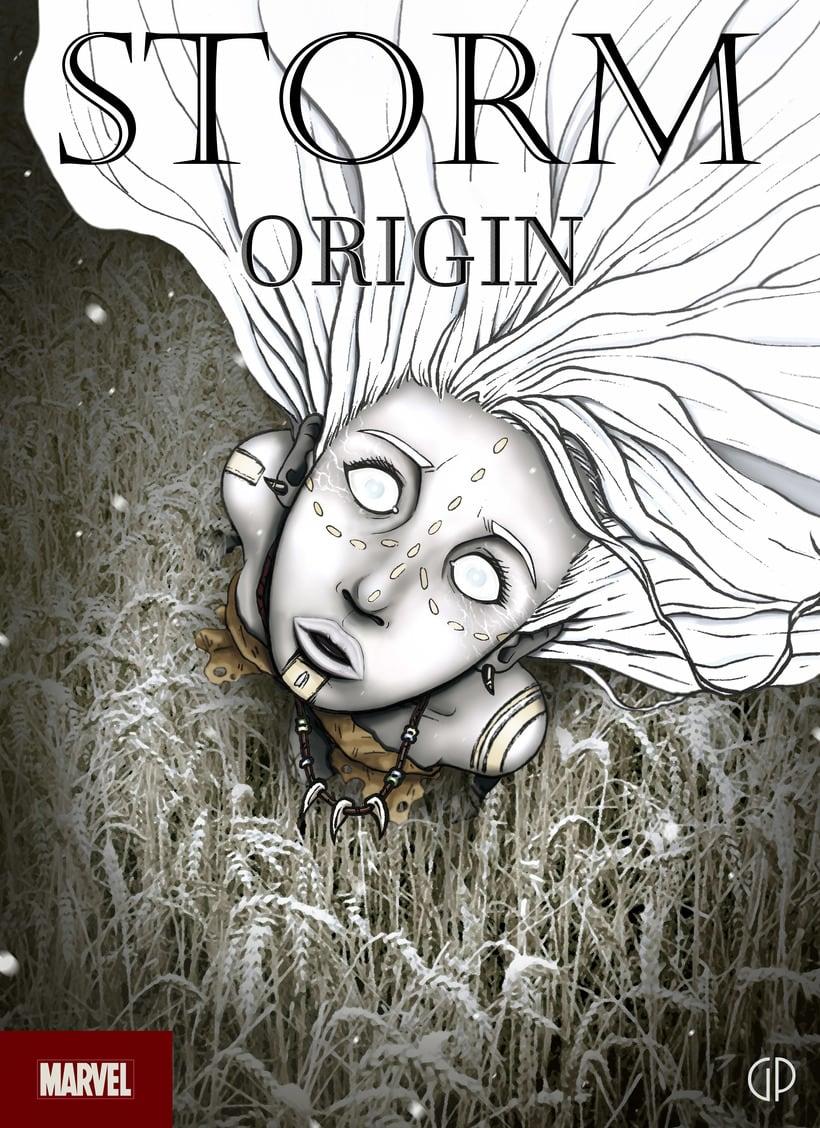 Storm. Origin -1