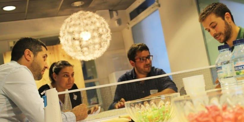 [Workshop] Investigación y planificación en Experiencia de usuario   Madrid 1