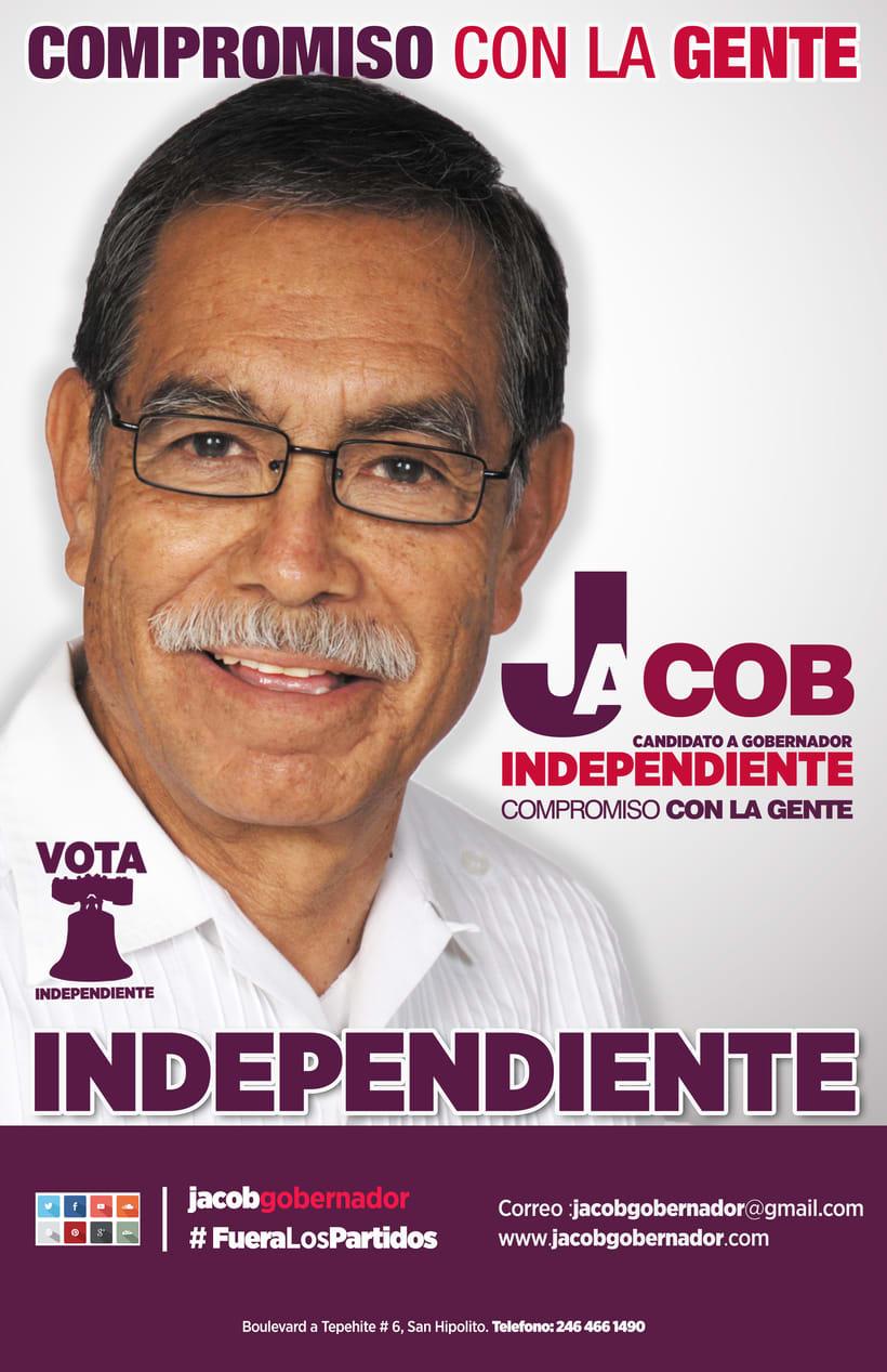 Jacob Independiente /  Tlaxcala 2016 6