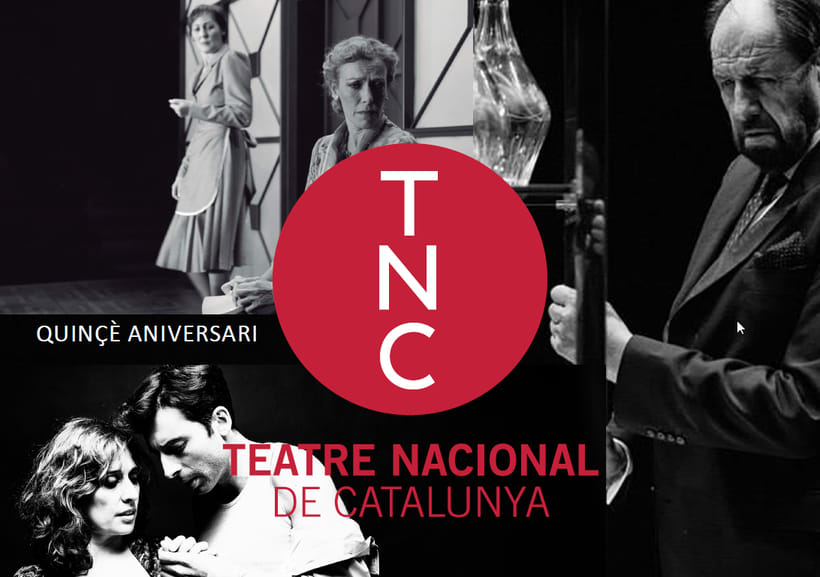 Maquetación/ Indesign/ Teatre LLiure libreto 0