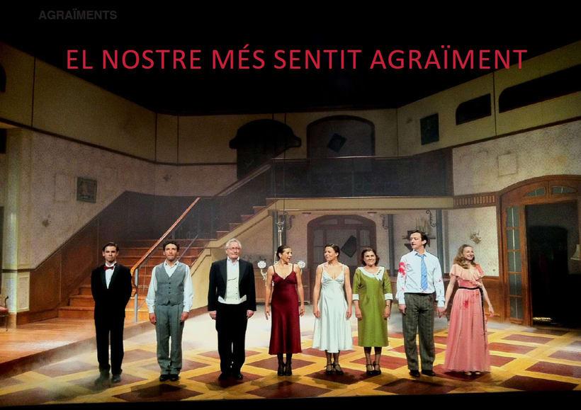 Maquetación/ Indesign/ Teatre LLiure libreto 8