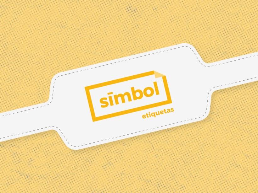 Símbol Etiquetas 5