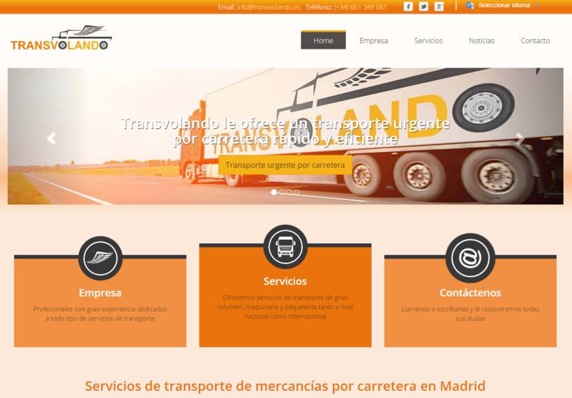 Empresa de transporte de mercancías por carretera 0