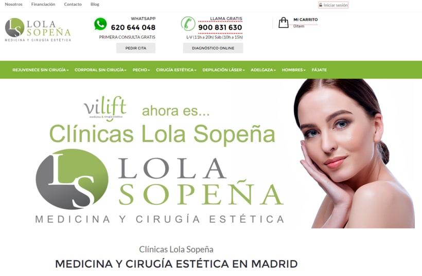 Clínica de cirugía estética en Madrid 0