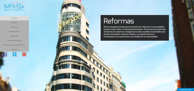 Reformas de pisos en Madird 0