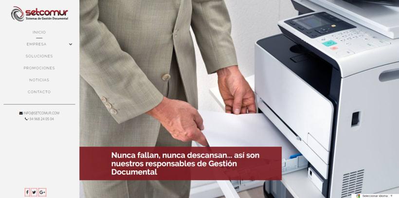 Renting de impresoras y fotocopiadoras en Murcia 0