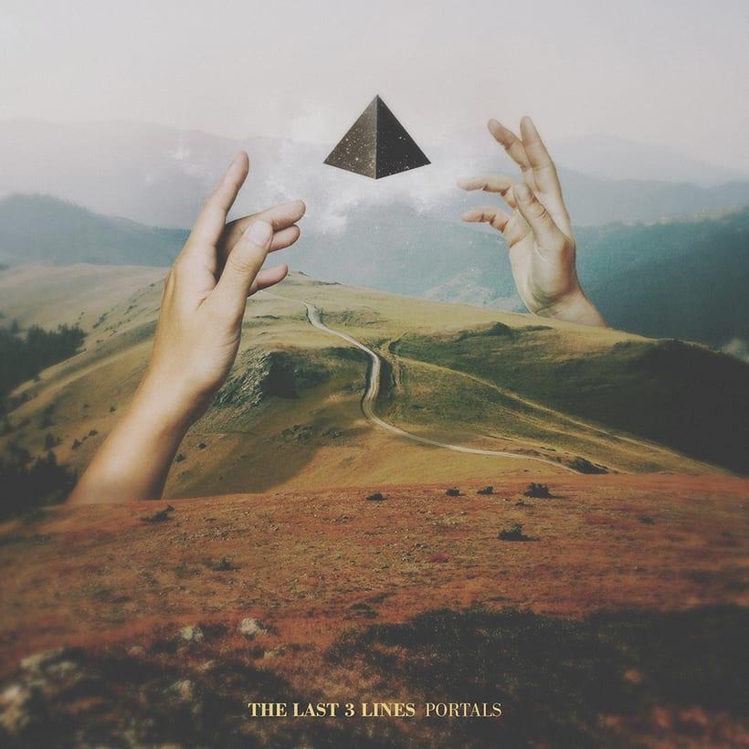 """""""Portals"""" nuevo disco de The last 3 lines 1"""