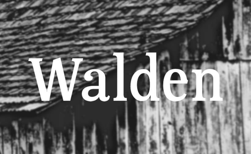 Walden 1