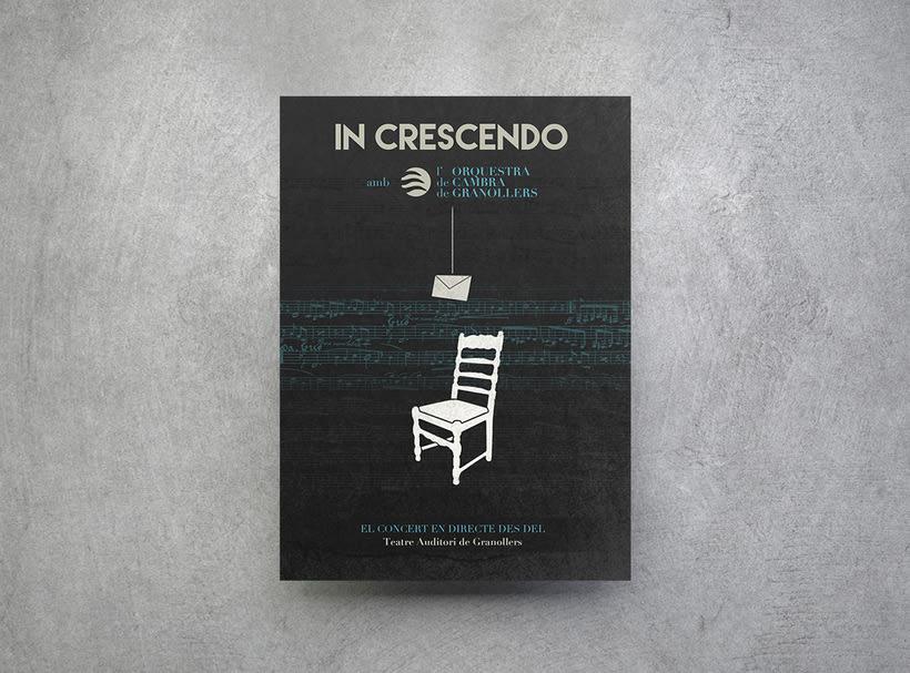 Álbum 'In Crescendo amb l'OCGr' 1