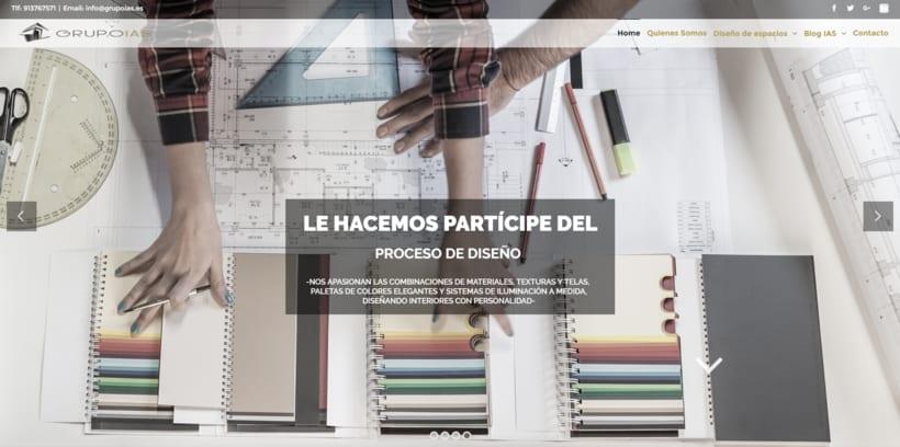 Estudio de arquitectura e interiorismo en Madrid 0