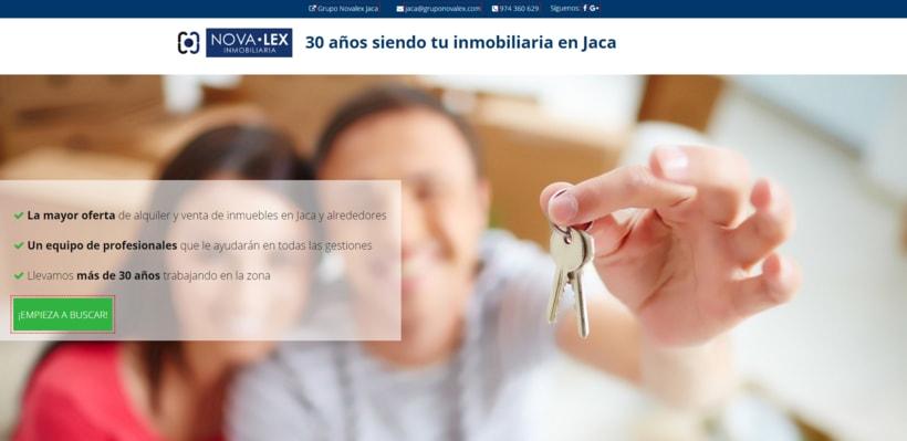 Inmobiliaria en Jaca 0