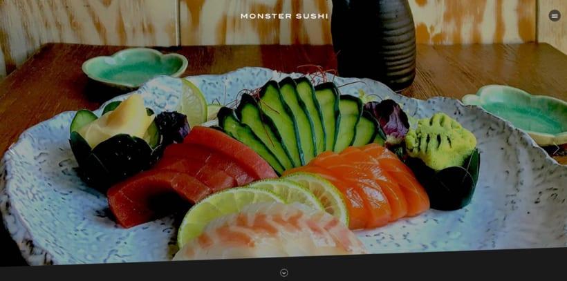 Sushi a domicilio en Barcelona 0
