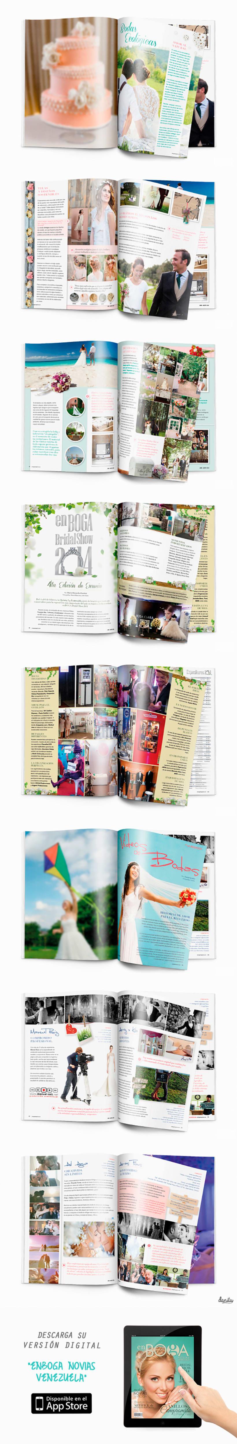 Revista enBOGA Novias 7