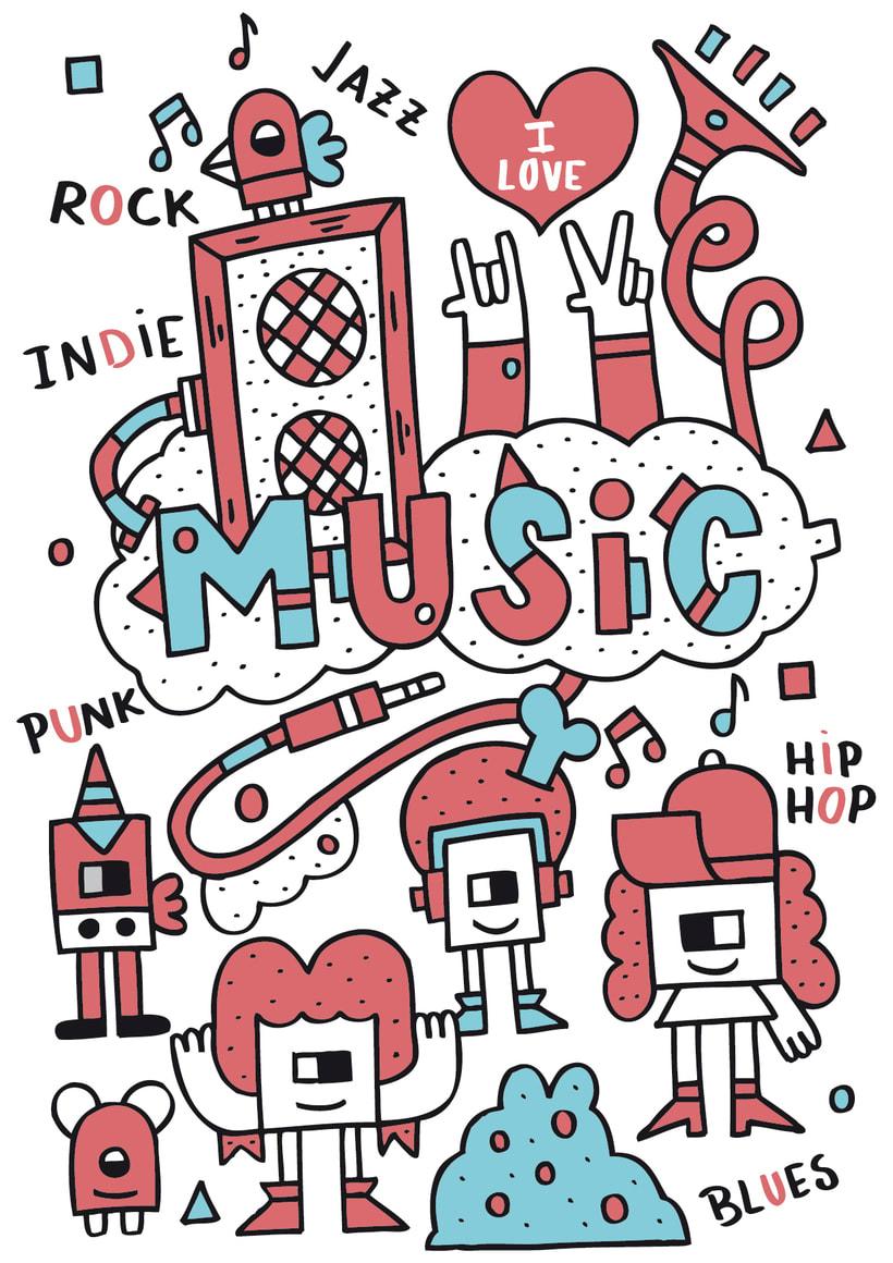 Music -  I Love 0