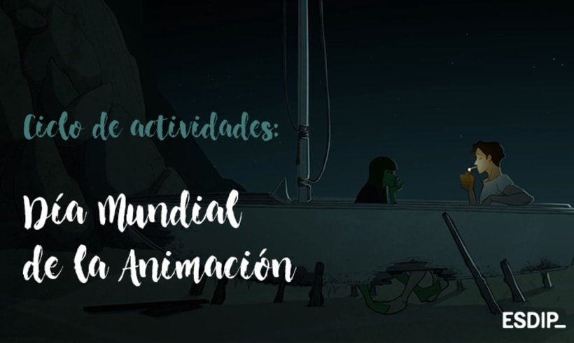 Actividades Gratuítas - Día Mundial de la Animación 0