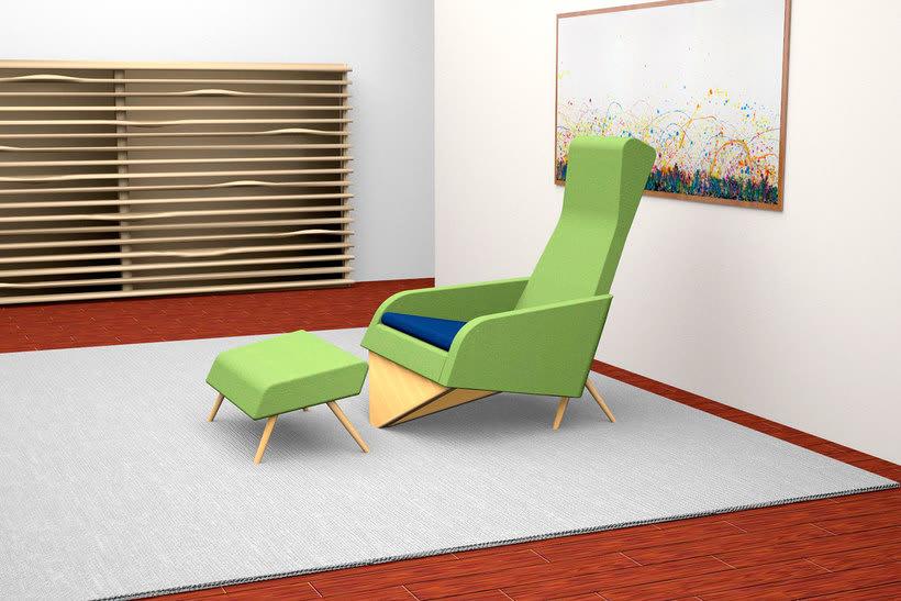 L'au chaise lounge 7