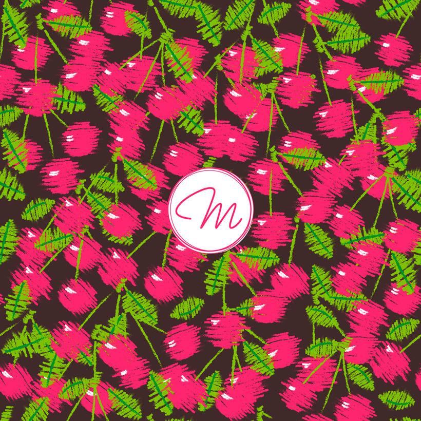 Pink Cherries 2