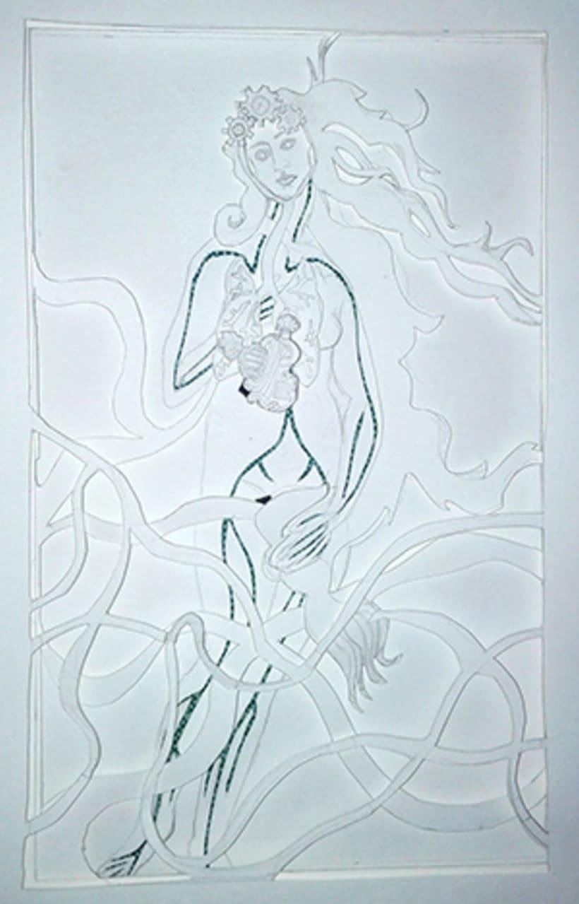 Anatomía de Venus 2